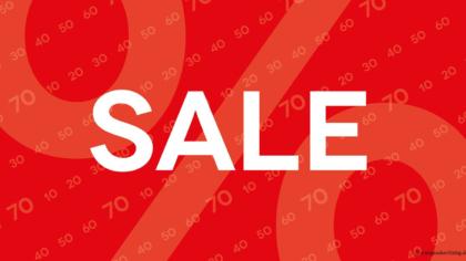 Mailing Sale Aktion