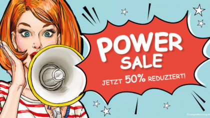 Mailing – Power Sale!