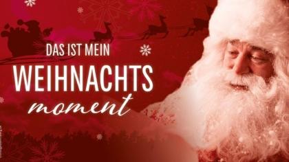Mailing – Mein Weihnachtsmoment-Santa Claus
