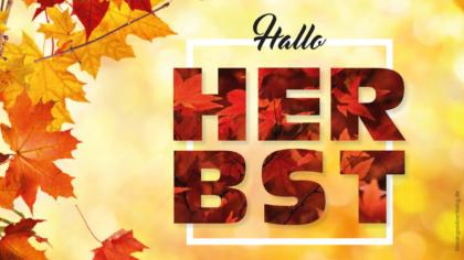 Mailing – Hallo Herbst gelb