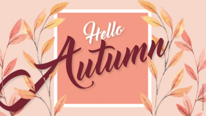 Mailing – Herbst – Hello Autumn pastell