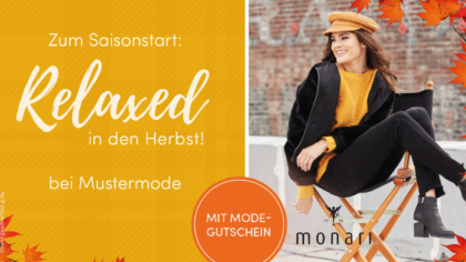 Mailing – Herbst – Relaxed