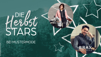 Mailing –  Herbst Stars